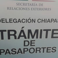 Photo taken at Secretaria De Relaciones Exteriores by Lulis L. on 4/30/2014