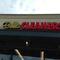 Photo taken at Bella Cleaners by Amber R. on 7/13/2013