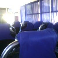 Photo taken at Central de Autobuses by Liz D. on 12/14/2015
