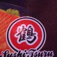 Photo taken at Sushi Tsuru by Anelise Isabelle F. on 8/8/2014