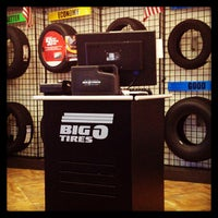 Photo taken at Big O Tires by Keith C. on 8/15/2013