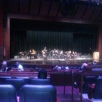 Photo taken at Milburn Auditorium by Tammy E. on 4/5/2013