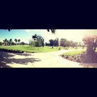 Photo taken at Normandy Shores Golf Club by Miguel C. on 10/14/2012