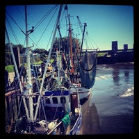 Photo taken at Dangaster Hafen by Stefan N. on 9/29/2013