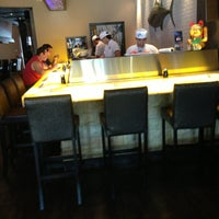 Photo taken at Hoshi Sushi & Hibachi by Travis M. on 8/2/2013