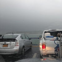 Photo taken at Shelter Island South Ferry - Shelter Island Terminal by Travis M. on 5/12/2013