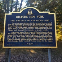 Photo taken at Saratoga National Historical Park by Travis M. on 10/26/2015