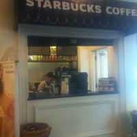 Photo taken at Starbucks by Jasmin M. on 10/10/2012