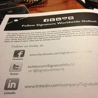 Photo taken at Hilton Garden Inn Atlanta NE/Gwinnett Sugarloaf by Dave H. on 1/15/2014