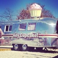 Photo taken at Hey Cupcake! by Bridget G. on 3/16/2013
