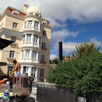 Photo taken at Hotel Inglaterra by liza on 8/8/2014