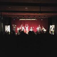 Photo taken at Auditori Barradas by Felip P. on 12/12/2015