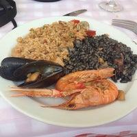 "Photo taken at Restaurant ""Maura"" by Felip P. on 7/13/2013"