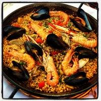 "Photo taken at Restaurant ""Maura"" by Felip P. on 6/30/2013"