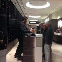 Photo taken at Nespresso Boutique by Felip P. on 11/23/2013