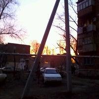 Photo taken at Улица Ломоносова by Nastya ★. on 4/9/2013