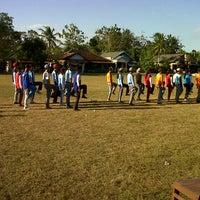 Photo taken at Lap kec karangmojo by Daffa R. on 8/1/2013