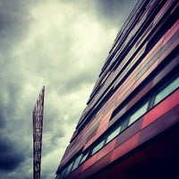 Photo taken at Jubilee Campus by Gareth M. on 7/3/2013
