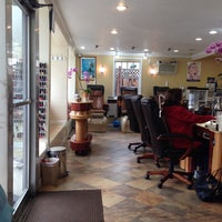 Photo taken at Millbrae Nails by Sabina H. on 2/28/2014