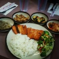 Photo taken at Jun's House Korean Restaurant by IamElhaine D. on 11/9/2013
