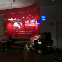 Photo taken at Capital One 360 Café by BTRIPP on 2/1/2013