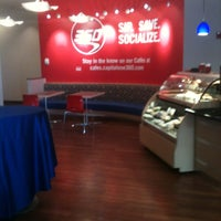 Photo taken at Capital One 360 Café by BTRIPP on 3/22/2013