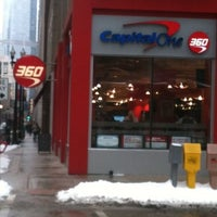 Photo taken at Capital One 360 Café by BTRIPP on 2/22/2013