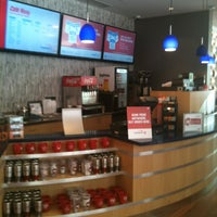 Photo taken at Capital One 360 Café by BTRIPP on 7/12/2013