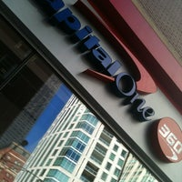 Photo taken at Capital One 360 Café by BTRIPP on 3/19/2013