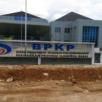 Photo taken at BPKP Perwakilan Provinsi Sumatera Barat by Nas R. on 11/2/2013