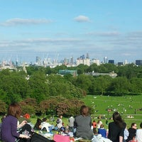 Photo taken at Primrose Hill by Peter V. on 6/23/2013