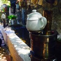 8/30/2015 tarihinde Bulent T.ziyaretçi tarafından Halabağı Kahvaltı Evi'de çekilen fotoğraf