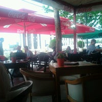 Photo taken at Ресторан АЊА (Кеј) by Azraa K. on 7/17/2013