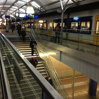 Photo taken at Station Hilversum by Tommie v. on 4/4/2013