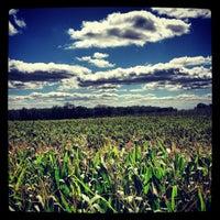 Photo taken at Alstede Farm by John N. on 9/15/2012