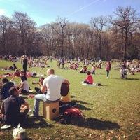 Photo prise au Bois de la Cambre par Olivia M. le4/14/2013