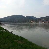 Photo taken at Donau by Elisabeth R. on 4/22/2013