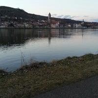 Photo taken at Donau by Elisabeth R. on 4/13/2013