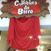 Photo taken at Cumbuca de Barro by Claudio T. on 7/3/2013
