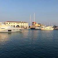 Photo taken at Limassol Marina by Nicos A. on 10/5/2014