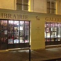 Photo taken at Librairie Fei by Michael B. on 6/26/2014