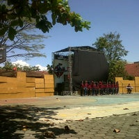 Photo taken at SMA Negeri 22 Bandung by Rani T. on 7/27/2013