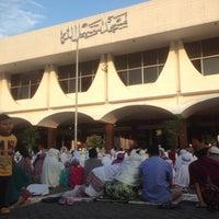 Photo taken at Masjid Sabilillah by Poundra W. on 9/11/2016