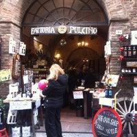 Photo taken at Fattoria Pulcino by Benedetta L. on 12/30/2013