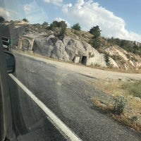 Photo taken at ürgüp nevşehir Yolu by Ayşegül S. on 8/12/2017