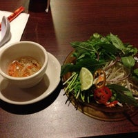 Photo taken at Phuong Vietnamese Restaurant by cb m. on 4/26/2013