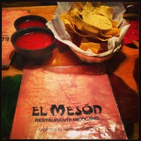Photo taken at El Meson by cb m. on 12/29/2012