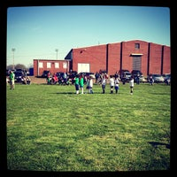 Photo taken at Rossville Athletic Complex by cb m. on 3/16/2013