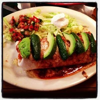 Photo taken at El Meson by cb m. on 7/13/2013