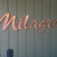 Das Foto wurde bei Milagro's Restaurant von Neal W. am 9/20/2012 aufgenommen